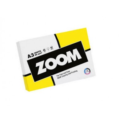 Бумага  ZOOM А3 пачка (1 шт.)