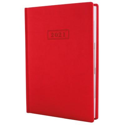 Ежедневник датированный, VIVELLA, красный, А5, O25230-03