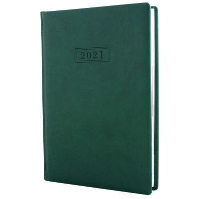 Ежедневник датированный, VIVELLA, зеленый, А5, O25230-04