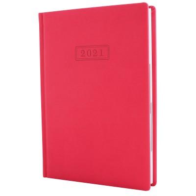 Ежедневник датированный, VIVELLA, розовый, А5, O25230-09