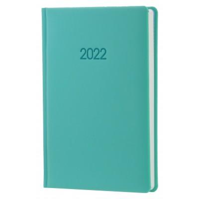 Ежедневник датированный VIENNA, мятный, А5, O26165