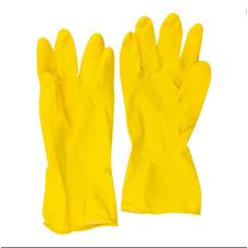 Перчатки резиновые без напыления М