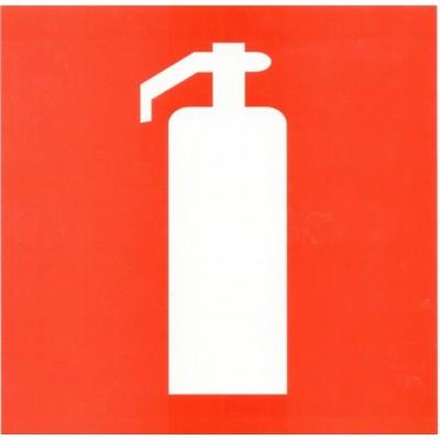Табличка (знак) Місцезнаходження вогнегасники
