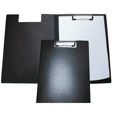 Планшет А4 Economix с прижимом, черный