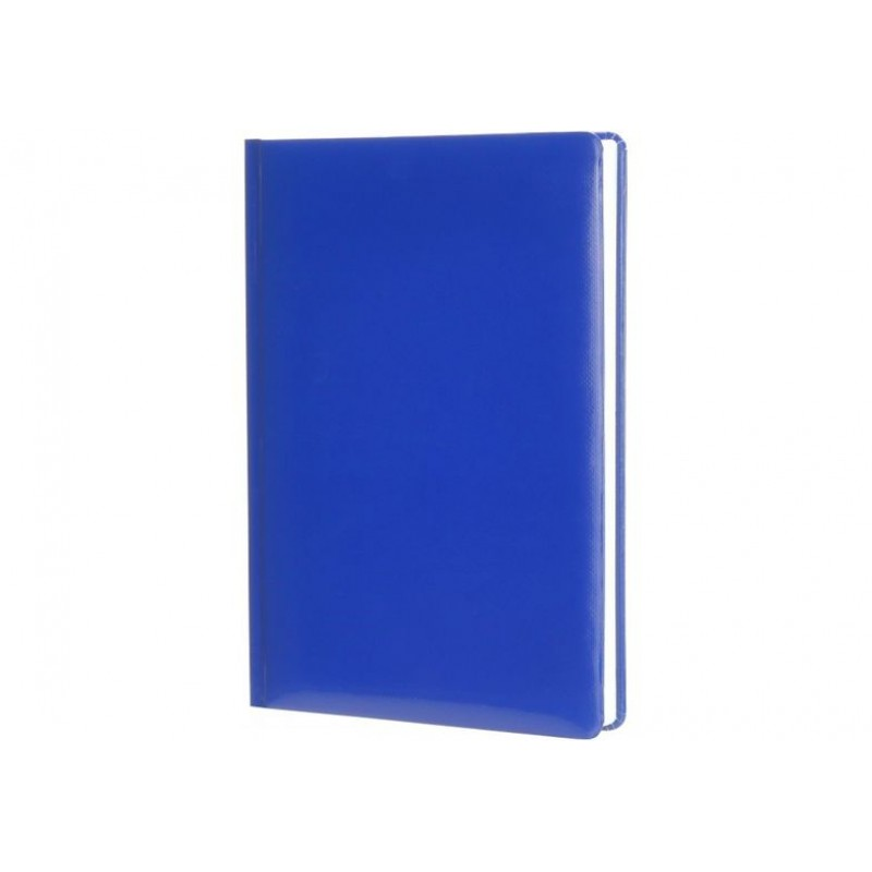 Ежедневник недатированный, Spectrum, А5, синий, печатная обложка, E22019