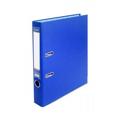 Папка Регистратор А4 LUX Economix 50 мм синяя