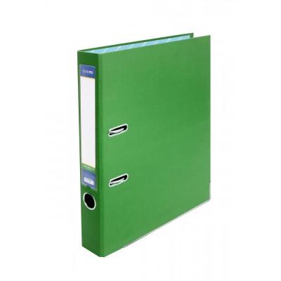 Папка Регистратор А4 LUX Economix 50 мм зеленая