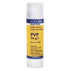 Клей-карандаш Economix основа PVP 36 г