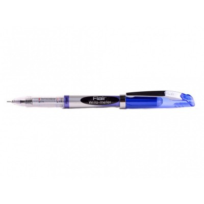Ручка шариковая Flair 743 синяя Writometer ball NEW 10 км