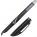 Ручка шариковая Flair 888 черная Angular для левшей каллиграфическая - Фото 3