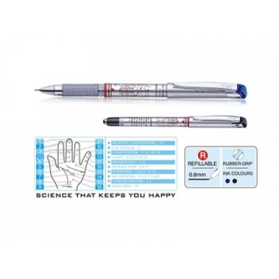 Ручка шариковая Flair 860 = 950 черн Accupressure для точечного массажа