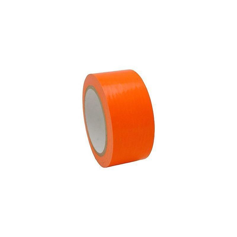 Лента клейкая упаковочная (скотч) 48*30 Optima оранжевая